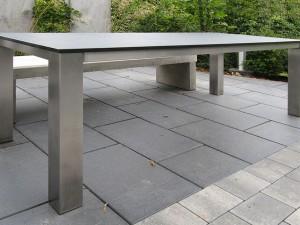 Tisch Edelstahl - de greiff design