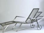 Gardenchair KG 18 - Kopfteil verstellbar, Fußteil klappbar - de greiff design