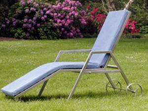 Pullman-Chair KG 40 mit optionaler Polsterauflage - de greiff design