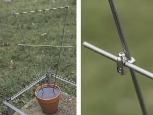 Pflanzenstützen KGF 62 - de greiff design